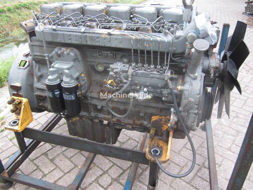 άλλο ειδικό όχημα LIEBHERR D926NA για κινητήρας