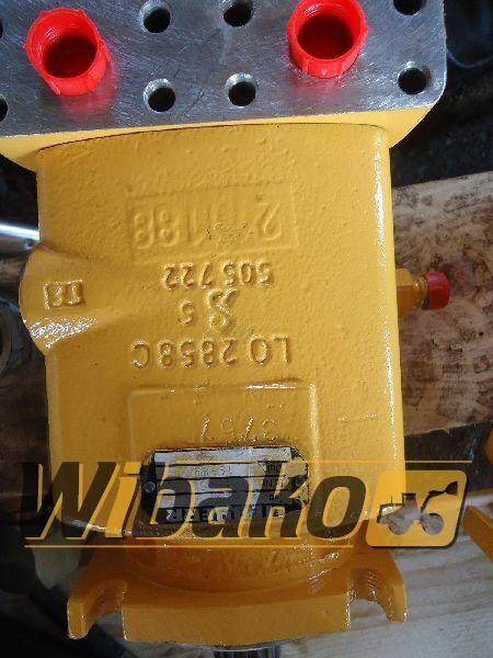 άλλο ειδικό όχημα LMF45 για κινητήρας  Drive motor Liebherr LMF45