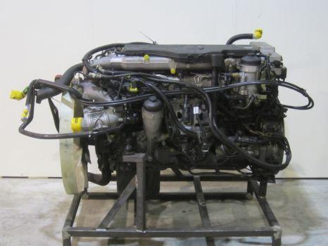 ελκυστήρας MAN για κινητήρας  D0836LFL66 - 250 PK - EURO 6