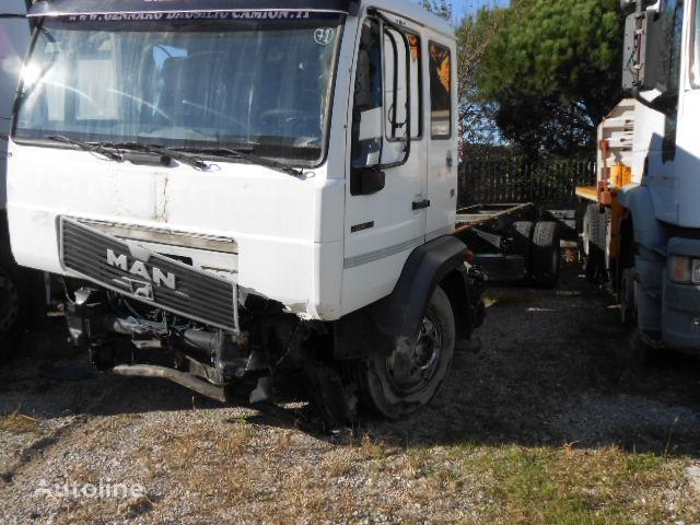 φορτηγό MAN 12.224 για κινητήρας