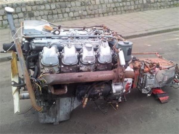 φορτηγό MAN 18.256 για κινητήρας