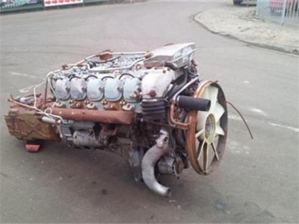 φορτηγό MAN 26.320 για κινητήρας