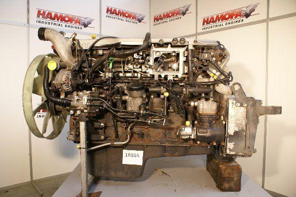 ελκυστήρας MAN D2066 LF01 για κινητήρας