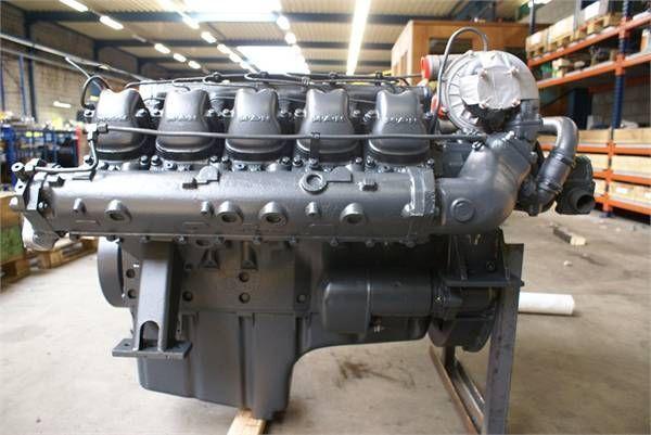 άλλο ειδικό όχημα MAN D2840LE για κινητήρας