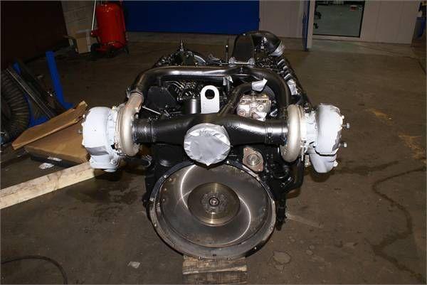ελκυστήρας MAN D2840LF01 για κινητήρας