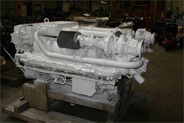 άλλο ειδικό όχημα MAN D2842LE406 για κινητήρας