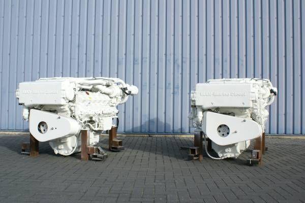 ελκυστήρας MAN D2842LE409 για κινητήρας