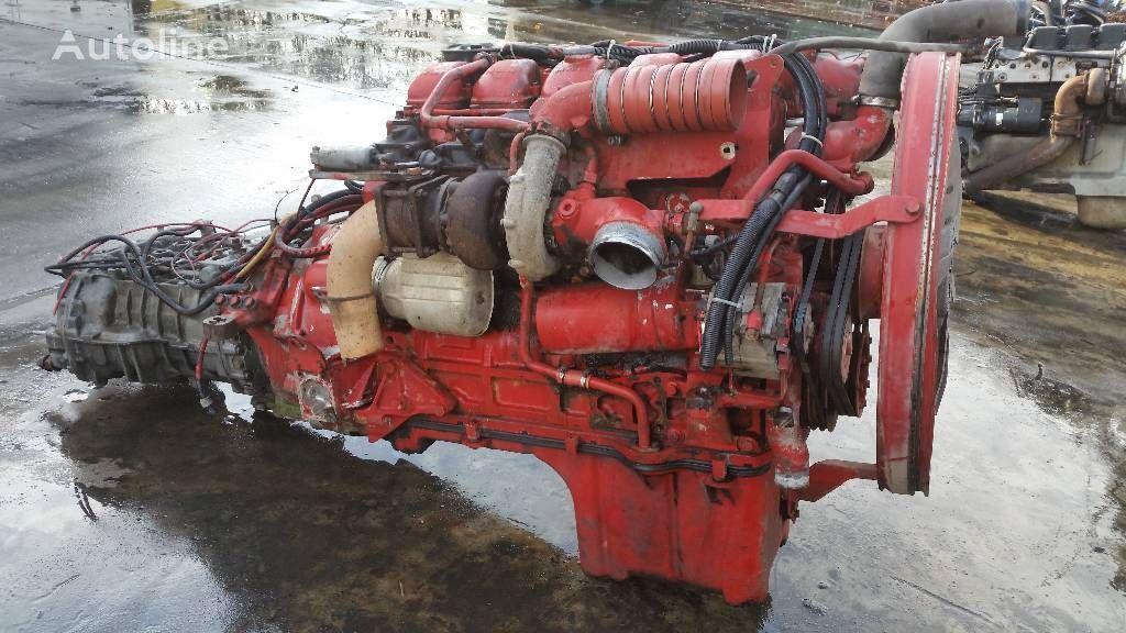 φορτηγό MAN D2865 για κινητήρας
