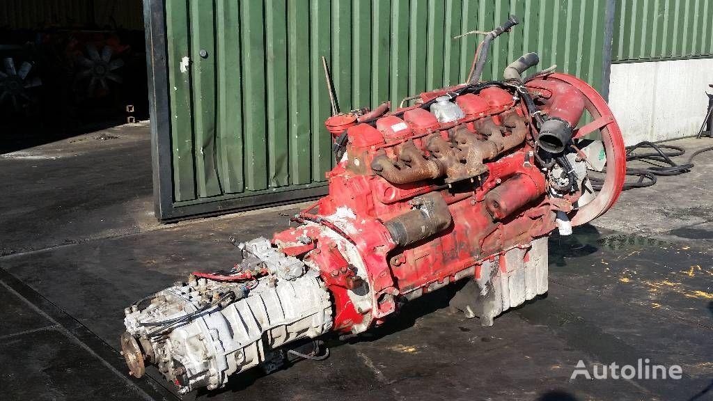 φορτηγό MAN D2866F για κινητήρας