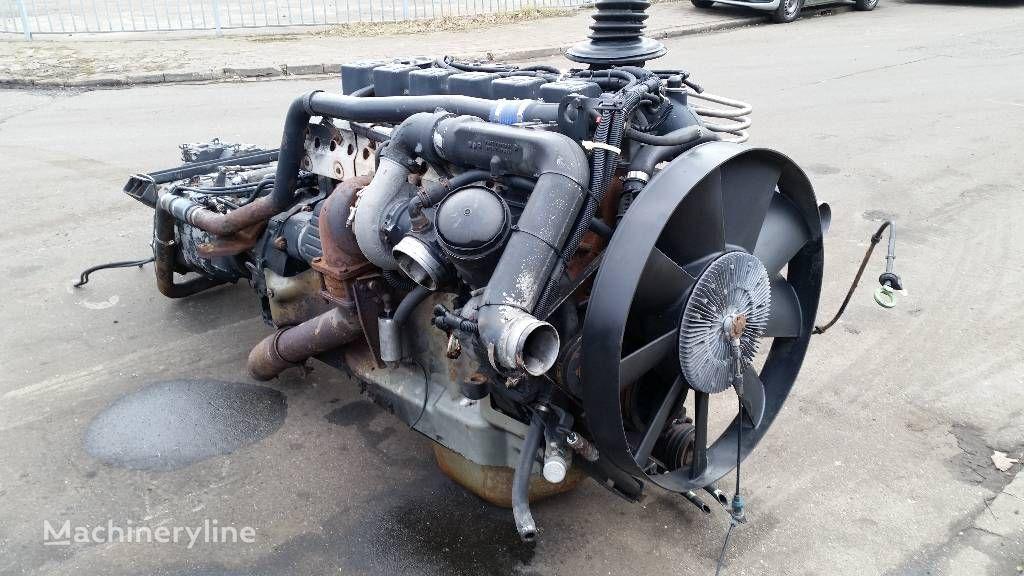 άλλο ειδικό όχημα MAN D2866LF20 για κινητήρας