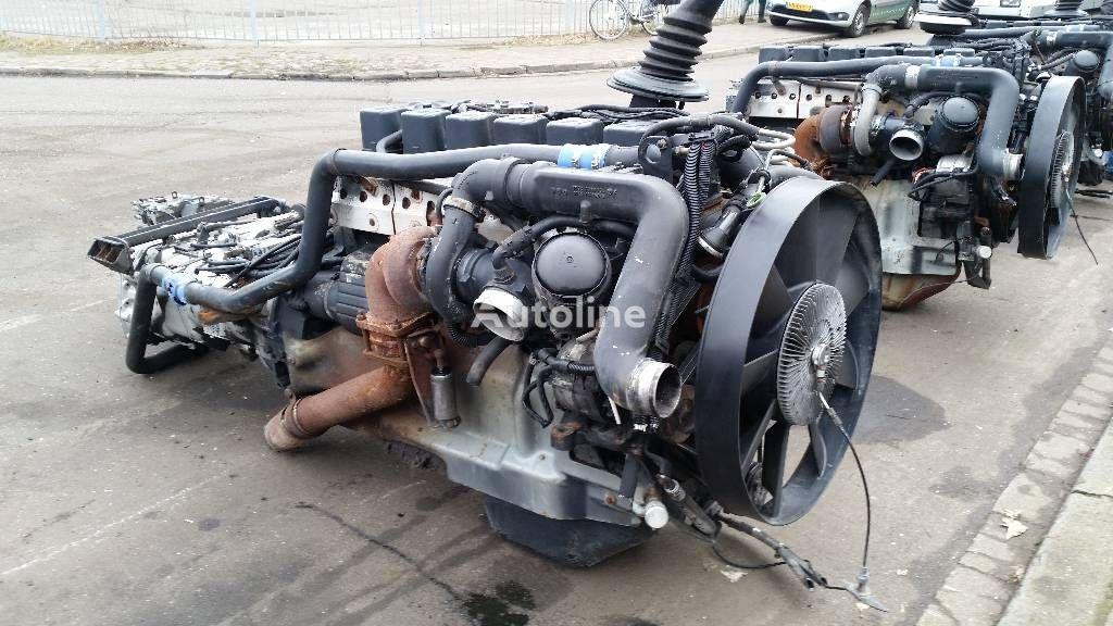 ελκυστήρας MAN D2866LF20 για κινητήρας