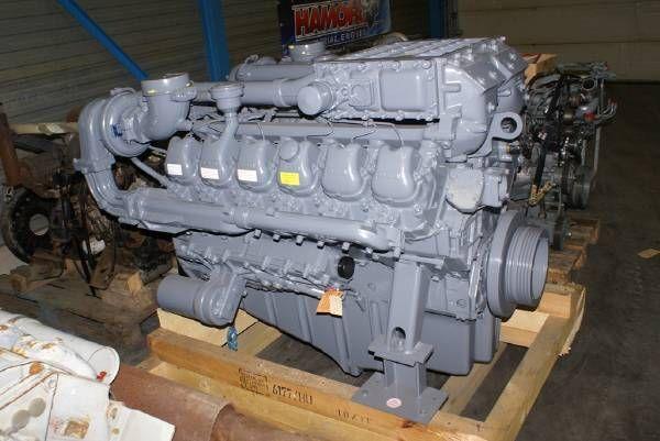 καινούριο άλλο ειδικό όχημα MAN NEW FACTORY ENGINES για κινητήρας