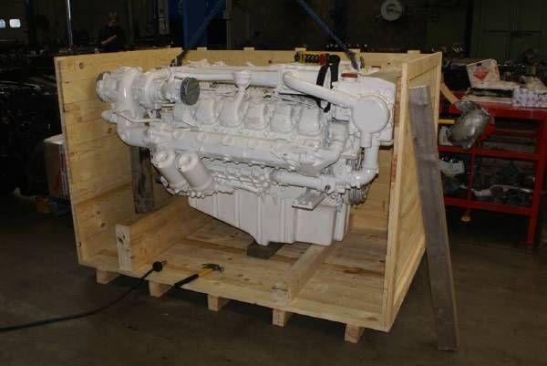 φορτηγό MAN RECONDITIONED ENGINES για κινητήρας
