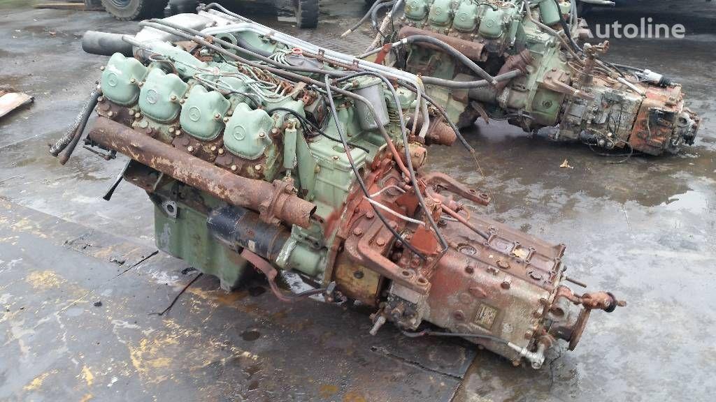 φορτηγό MERCEDES-BENZ OM 402 για κινητήρας