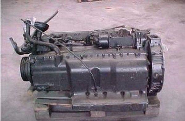 άλλο ειδικό όχημα MERCEDES-BENZ OM 407 για κινητήρας