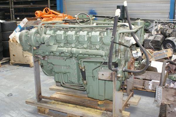 άλλο ειδικό όχημα MERCEDES-BENZ OM 424 A για κινητήρας