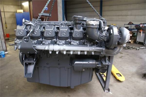 φορτηγό MERCEDES-BENZ OM444A για κινητήρας