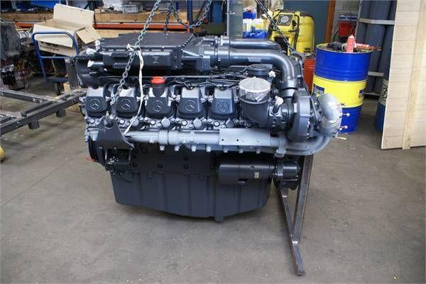 εκσκαφέας MTU 12V183 LONG-BLOCK για κινητήρας