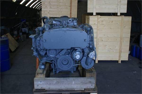άλλο ειδικό όχημα MTU 8V183 TE93 για κινητήρας