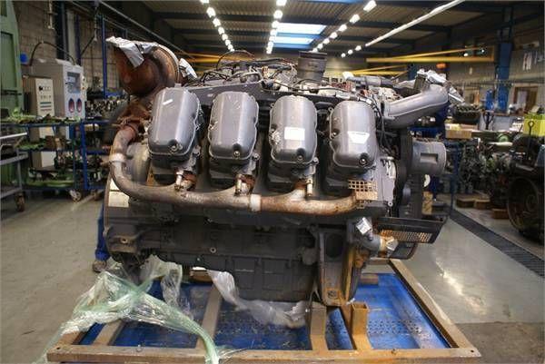 άλλο ειδικό όχημα SCANIA DC16 για κινητήρας