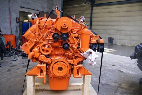 άλλο ειδικό όχημα SCANIA DI 16.43M για κινητήρας