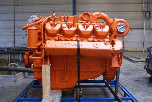 άλλο ειδικό όχημα SCANIA DI14 για κινητήρας
