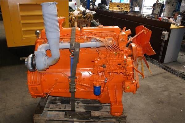 εκσκαφέας SCANIA DS11 για κινητήρας