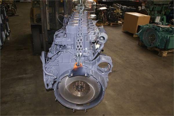 φορτηγό SCANIA DSC 12 01 για κινητήρας