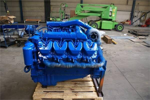 άλλο ειδικό όχημα SCANIA DSC 14 01 για κινητήρας