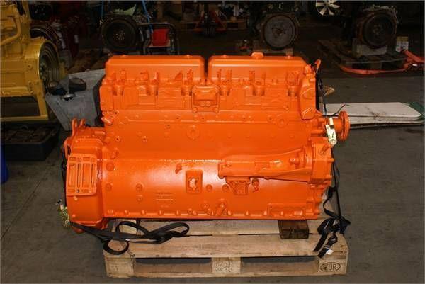 άλλο ειδικό όχημα SCANIA DSI 11 για κινητήρας
