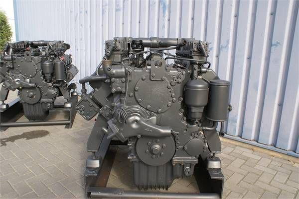 άλλο ειδικό όχημα SCANIA DSI 14 MARINE για κινητήρας