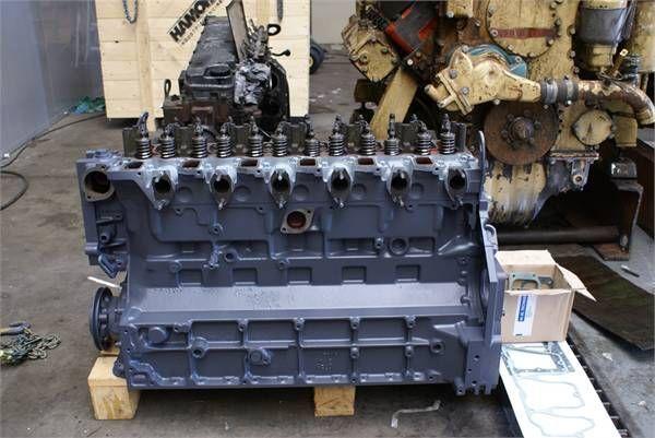 εμπρόσθιος τροχοφόρος φορτωτής VOLVO D7D LAE2 για κινητήρας