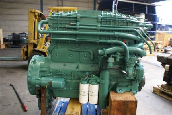 άλλο ειδικό όχημα VOLVO TD122KAE για κινητήρας
