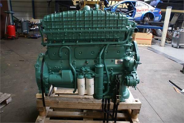 εκσκαφέας VOLVO TWD 1210 G για κινητήρας