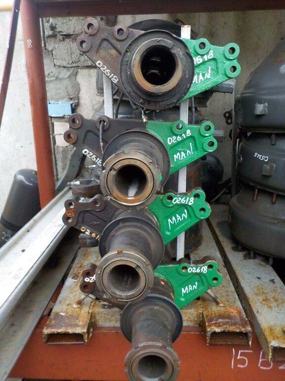 φορτηγό για κινητήριος άξονας  Korpus zadnego mosta MAN
