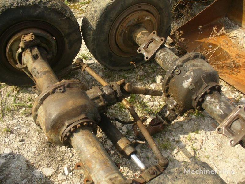 εκσκαφέας ATLAS 1302 για κινητήριος άξονας