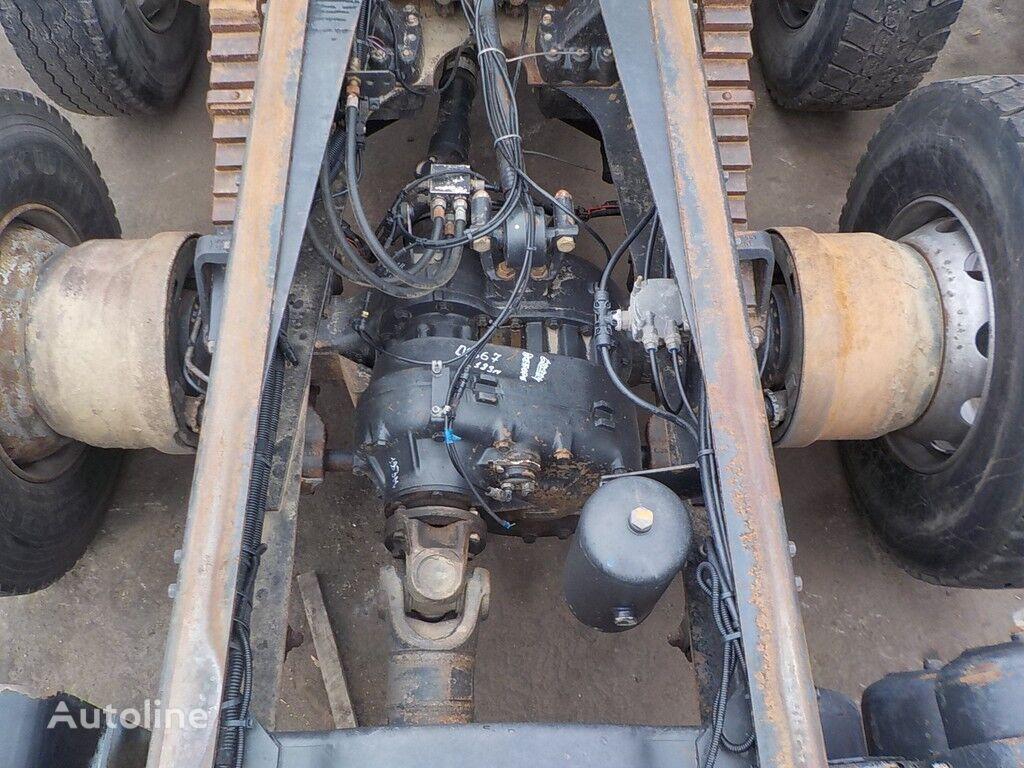 φορτηγό IVECO για κινητήριος άξονας  Korpus srednego mosta