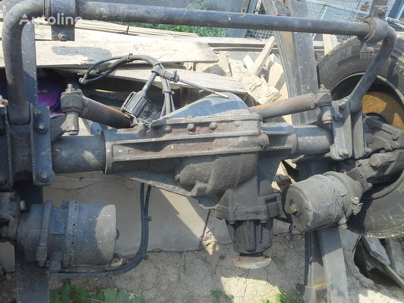 φορτηγό MAN για κινητήριος άξονας  Man  b/u mosti 8.163 LE 8.180 Vinnici