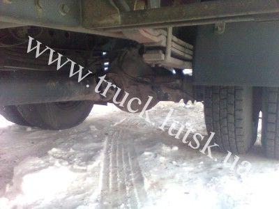 φορτηγό MAN 12.224 για κινητήριος άξονας  MAN