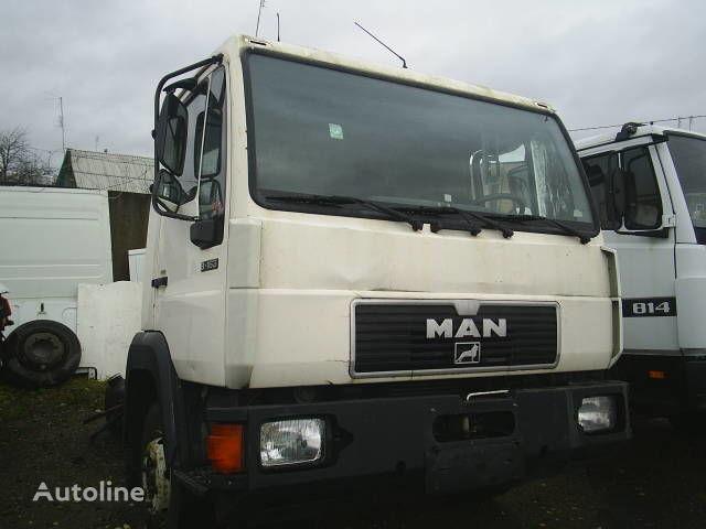 φορτηγό MAN 8.153/8.163/8.185/10.163/8.150 για κινητήριος άξονας
