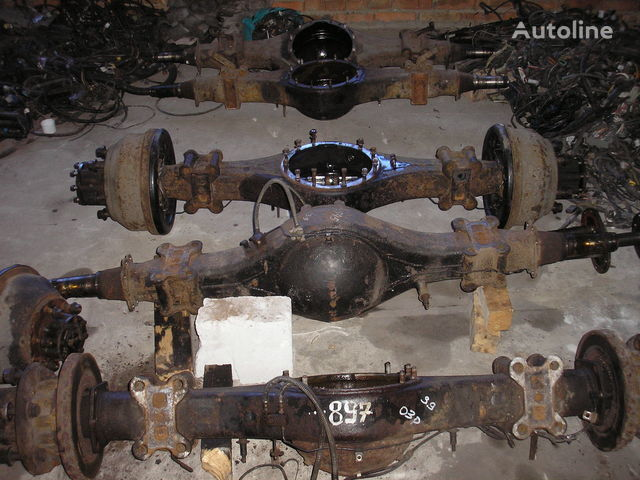 φορτηγό MITSUBISHI canter(2.5D,2,8TDI,3.0TDI,3.3TDI,3.9TDI) για κινητήριος άξονας