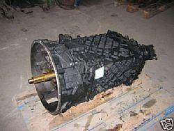 κιβώτιο ταχυτήτων  ZF 16 S 151 für MAN, DAF, Iveco, Renault