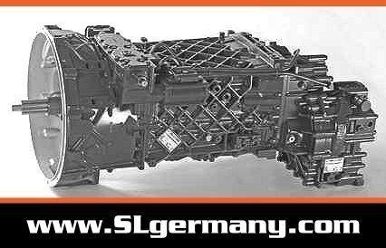 κινητός γερανός για κιβώτιο ταχυτήτων  ZF 6 WG 201, 6 WG 260, 6 WG 210, 16 AS 2601