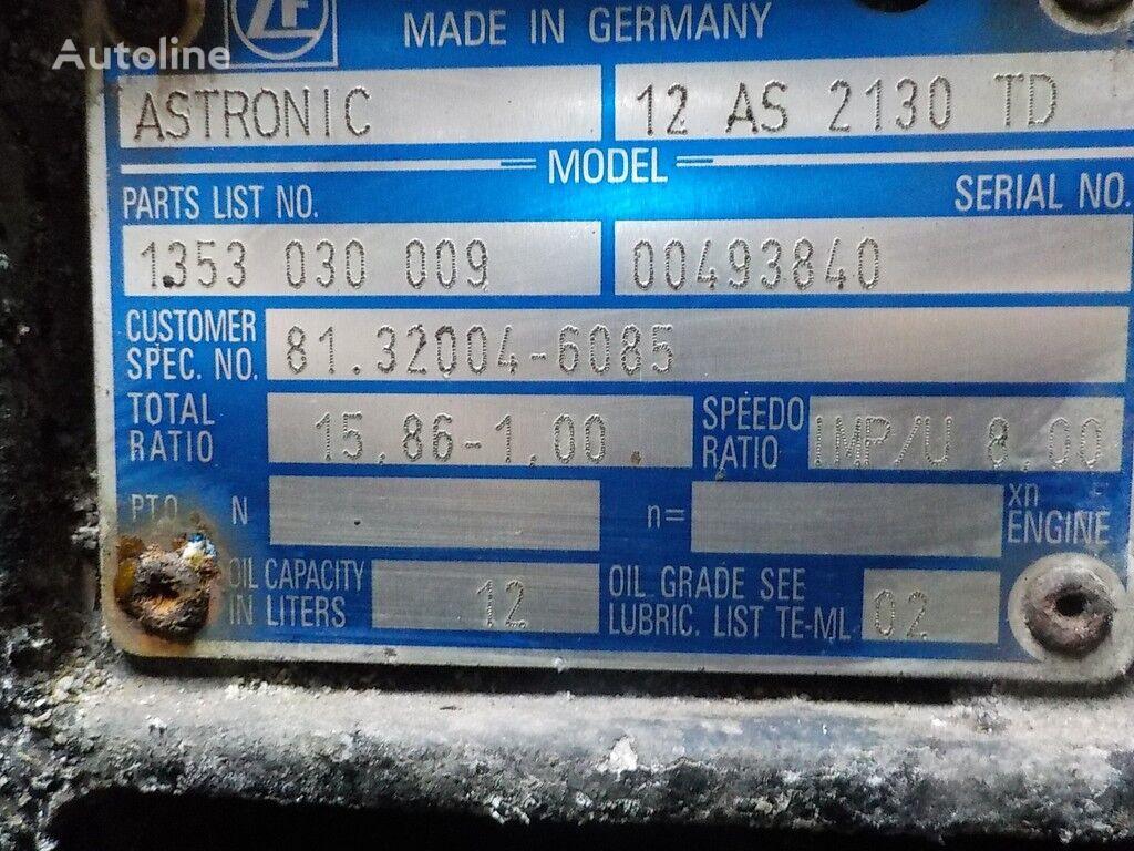 φορτηγό για κιβώτιο ταχυτήτων  ZF 12AS2130TD