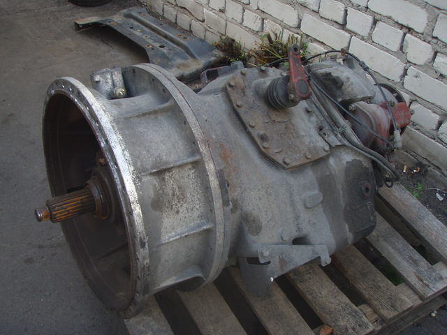 ελκυστήρας DAF 95XF για κιβώτιο ταχυτήτων