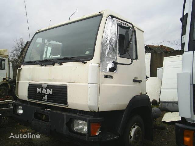 φορτηγό MAN 10.224 για κιβώτιο ταχυτήτων  Eaton FS 4106/5206