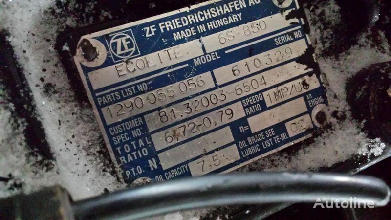 φορτηγό MAN L2000 για κιβώτιο ταχυτήτων  ZF 6S850