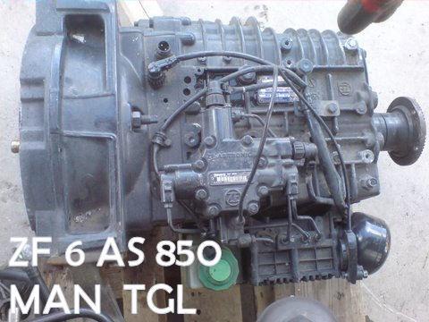 ελκυστήρας MAN SKRZYNI ZF 6 AS 850 MAN TGL 5000 zl για κιβώτιο ταχυτήτων