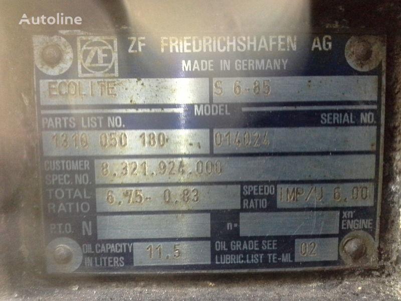 λεωφορείο MERCEDES-BENZ για κιβώτιο ταχυτήτων  ZF S6-85