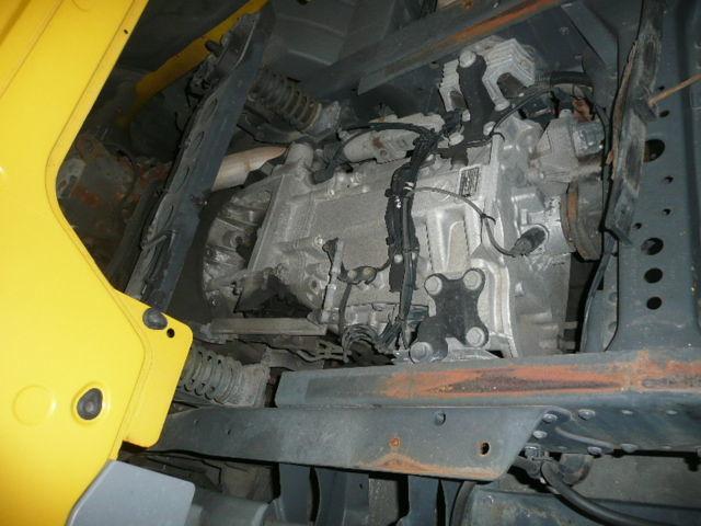 ελκυστήρας MERCEDES-BENZ Atego 23-28 για κιβώτιο ταχυτήτων  G100-12 Mechanisch Atego G100-12